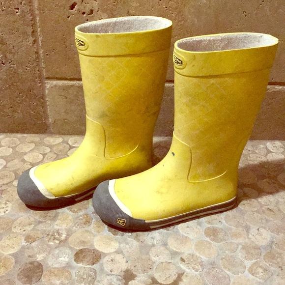 f58d8bc3684f Keen Shoes - Keen Coronado Rain Boots in Mimosa